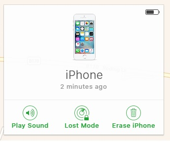 FindiPhoneOptions
