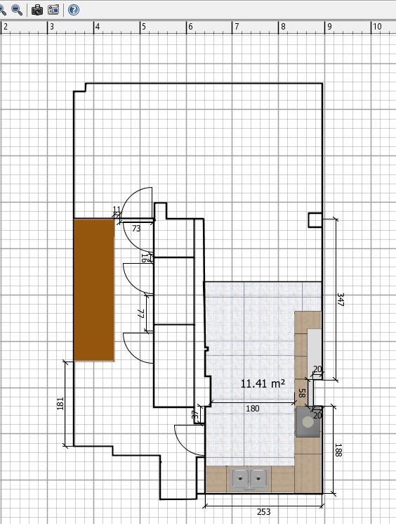 Planning a kitchen renovation - Kitchen design 1