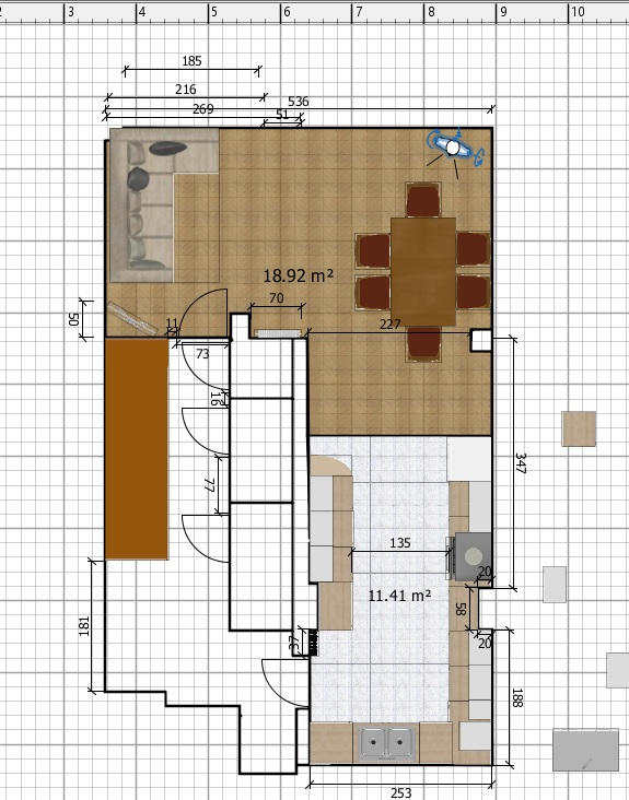 Planning a kitchen renovation - Kitchen design 2