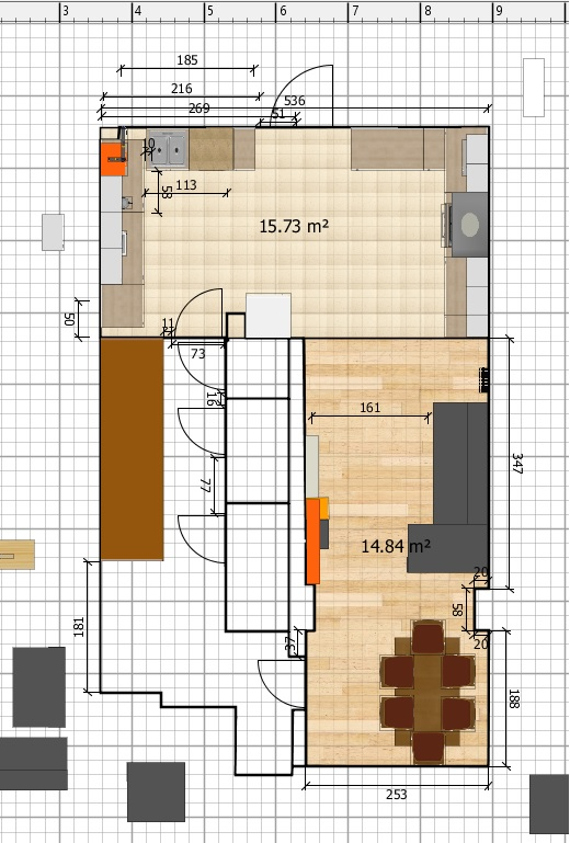 Planning a kitchen renovation - Kitchen design 3