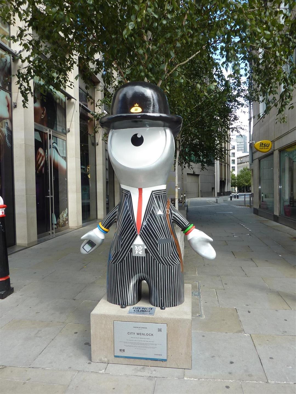 London itinerary - The city