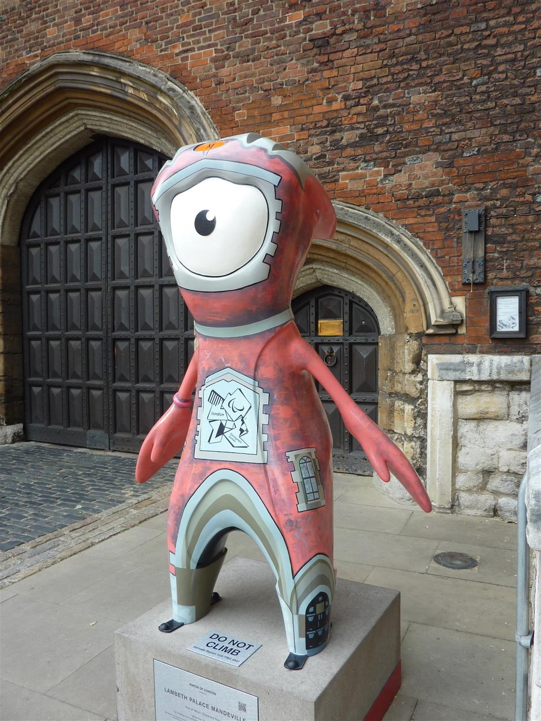 London itinerary - Lambeth Palace
