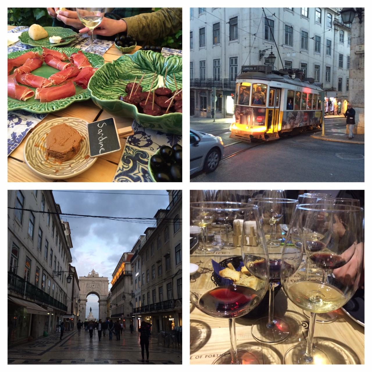 Lisbon - food and wine walking tour