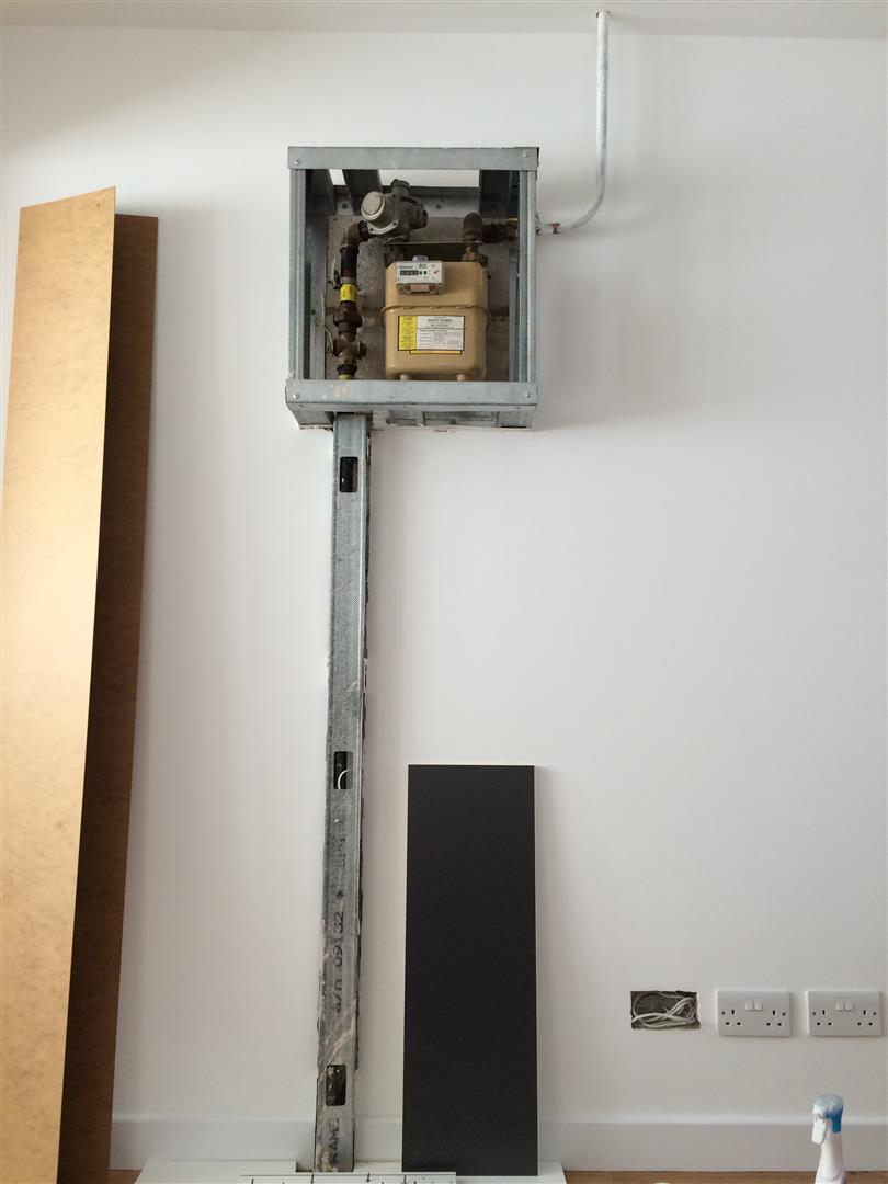 Ikea Hackit Gas meter