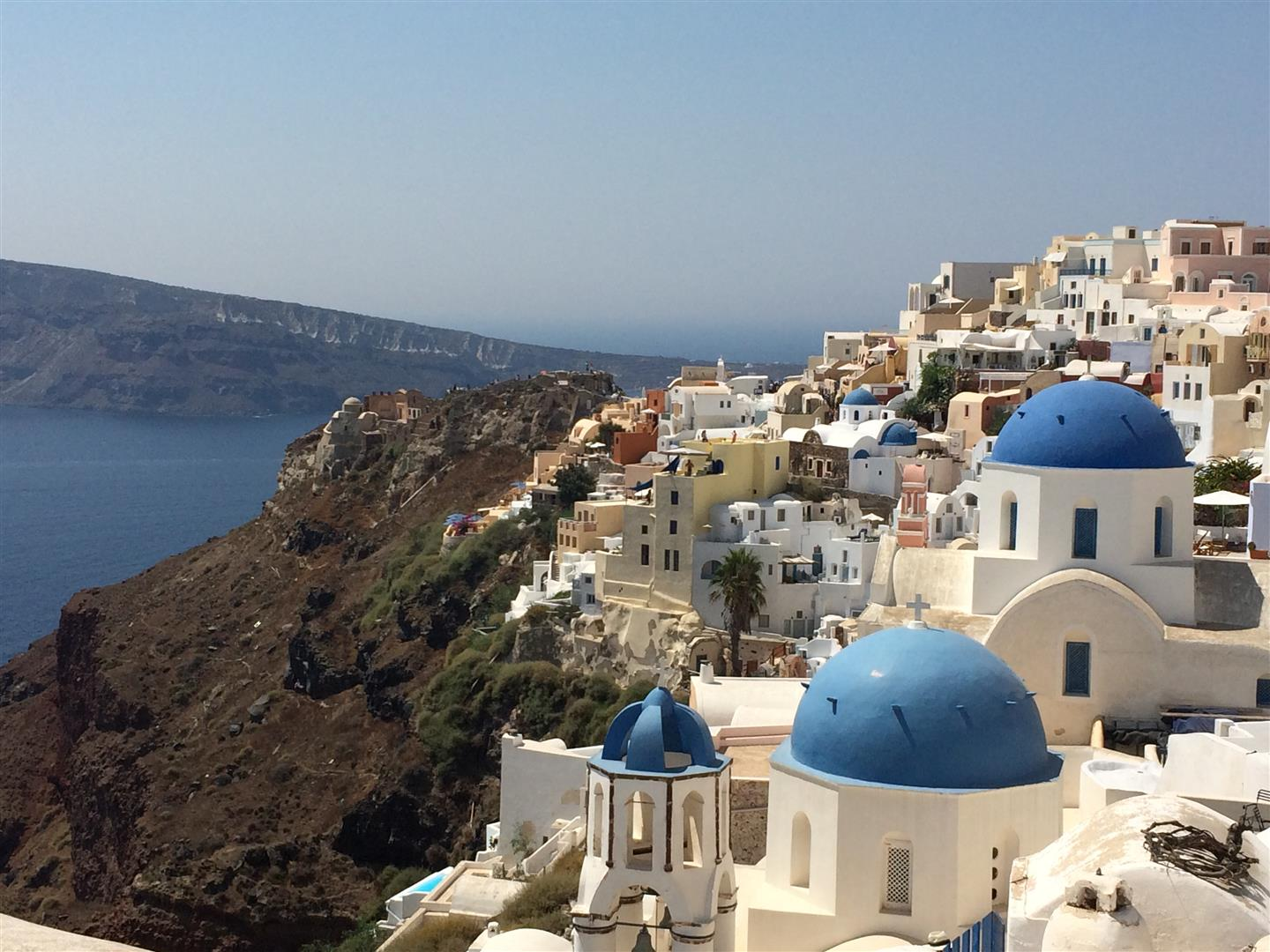 Santorini you gorgeous thing you!