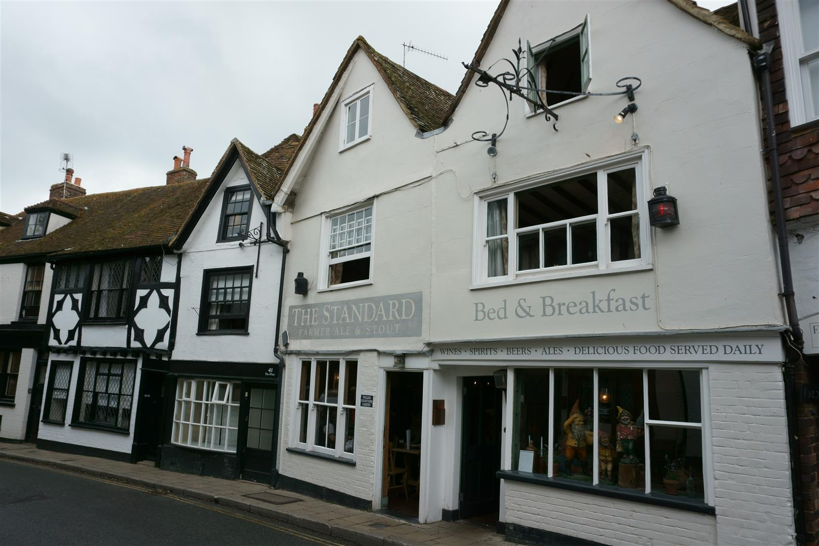 Rye - The Standard Pub